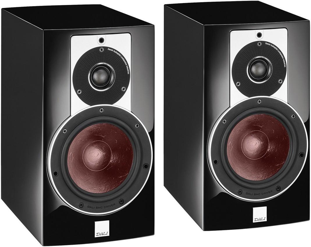 Dali Rubicon 2 Speakers (Pair) Black - Open Box £1269 @ AudioAffair