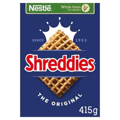 Nestlé Shreddies 415g £1.05 (+ Delivery Charge / Minimum Spend Applies) @ Waitrose & Partners