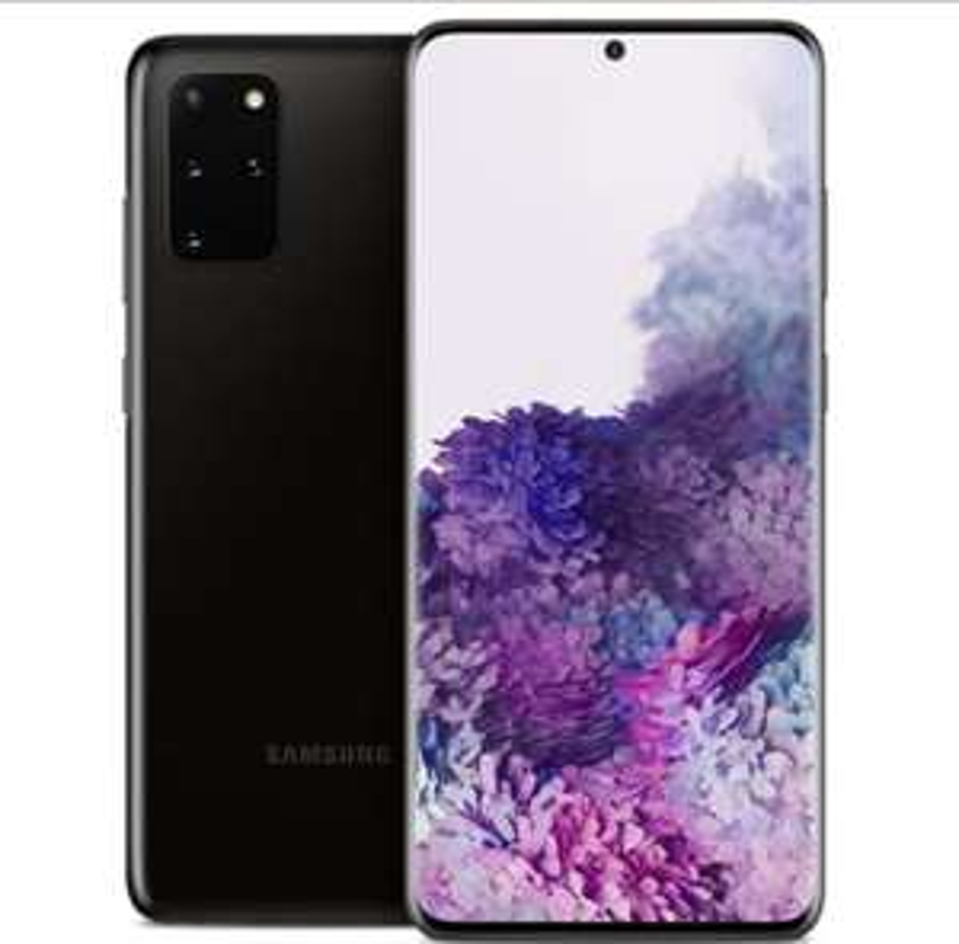 Samsung Galaxy S20+ Dual G985FD 4G 128GB Cloud Black (8GB) Smartphone - £599 @ HDEW Cameras