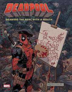 Deadpool: Drawing The Merc With A Mouth (Hardcover - 184 pages) £5.99 delivered + Other 'Art Books' @ Forbidden Planet