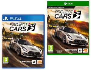 Project Cars 3 (PS4 / Xbox One) - £17.99 delivered @ Currys PC World