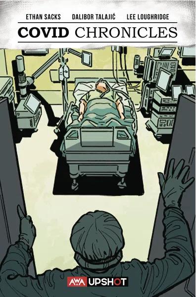 Covid Chronicles by Dalibor Talajic (Deadpool Kills the Marvel Universe) £6.20 + £2 delivery Forbidden Planet.Com
