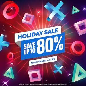 January Sale Additions @ PlayStation PSN Indonesia - Immortals Fenyx Rising £27.79 Blood & Truth £10.74 TLOU Remastered £5.91 + MORE