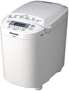 Panasonic Compact Breadmaker - SD-2500WXC - White for £99.99 delivered @ Panasonic Direct