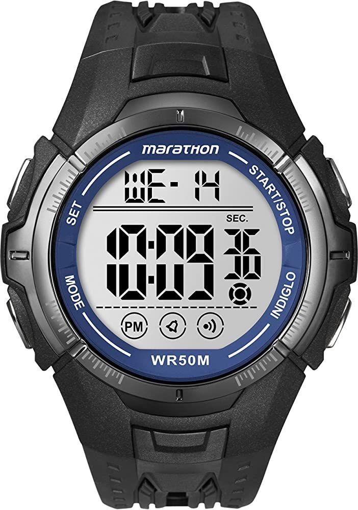 Timex Men's Wrist Watch- T5K359 Marathon Digital Quartz - £22.10 @ Amazon
