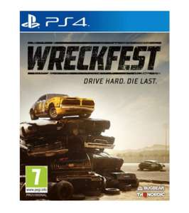 Wreckfest (PS4) - £13.95 Delivered @ The Game Collection