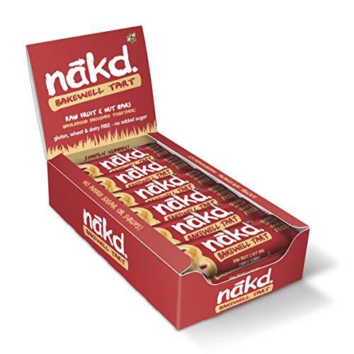 Nakd Bakewell Tart / Banoffee Pie / Strawberry Sundae 18 Packs £9 / £8.55 S&S (Prime) + £4.49 (non Prime) at Amazon
