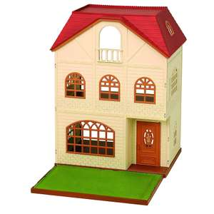Sylvanian Families 3 Story House for £30.23 delivered (using code) @ The Entertainer