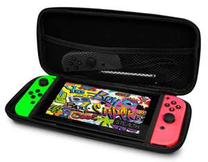 Stealth Travel Case for Nintendo Switch - Black - £3.99 free click and collect / +£3.95 delivery @ Argos