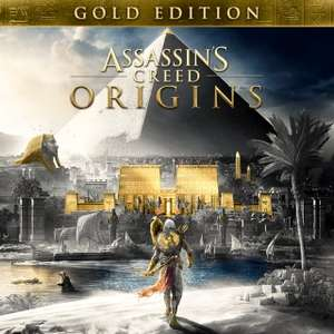 Assassin's Creed Origins — Gold Edition Playstation Store £18.74
