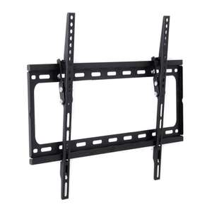 Xclio 26-55 Inches Slim Tilt Adjustable Wall Mount TV/Monitor Bracket with Tilt, £9.98 at Scan