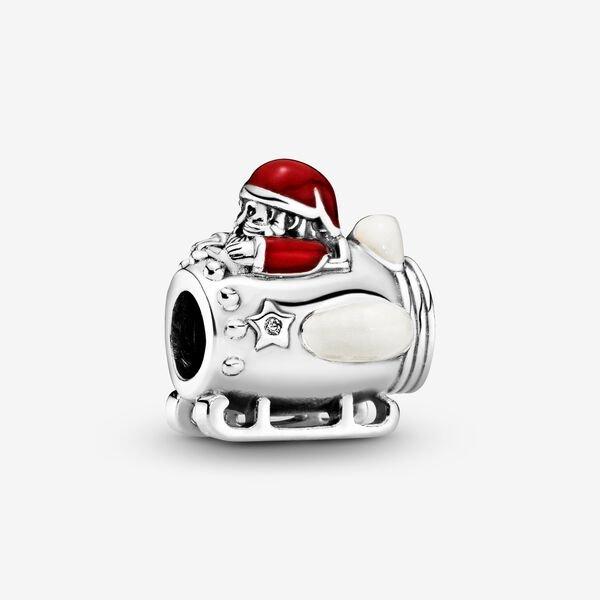 Santa Rocketship Charm £18.99 delivered @ Pandora