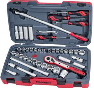 Teng Tools T1244 44 piece 1/2 socket set £122.55 with code Free P&P @ FFX