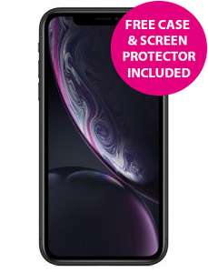 iPhone XR on EE - 15GB £26pm +£79 up front - £703 @ Chitter Chatter
