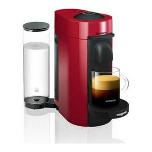 Nespresso Magimix VertuoPlus LE Coffee Machine Red + 100 free capsules and 2 months free subscription £59.99 at Lakeland