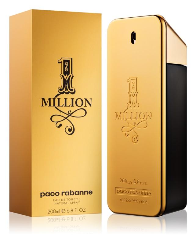 PACO RABANNE 1 Million Eau de Toilette Parfum Spray 200ml £67.90 @ notino.co.uk
