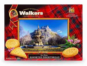 Walkers Shortbread Clearance 50% Off (Free shipping on £20 spend)