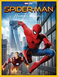 Spiderman - Homecoming 4K UHD £4.99 TO OWN @ Amazon Prime Video.
