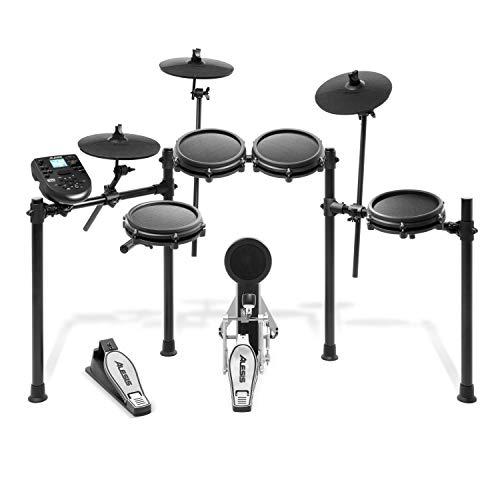 Alesis Drums 8 piece Nitro Mesh Electric Drum Set - £266 delivered @ Amazon