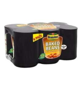 6 pack Branston baked beans only £1.99 in FarmFoods