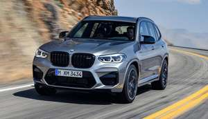 BMW X3 M Competition Pack 36 Month Contract Hire (5K Miles Per annum) - £24176 @ Select Car Leasing