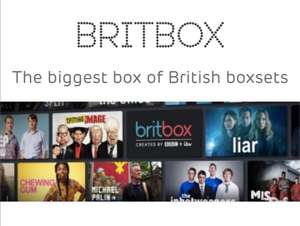 6 Months Free Britbox for Existing Customers with code @ EE