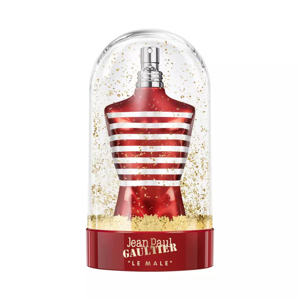 Jean Paul Gaultier Le Male Eau de Toilette Spray 125ml Snow Globe Collector Edition £45.44 With Code @ Escentual