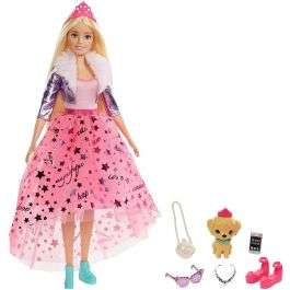 Barbie Adventure Deluxe Princess Doll Now £17.99 with free Delivery to UK mainland @ BargainMax