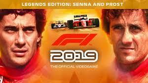 F1 2019 Legends Edition (Steam PC) - £3.59 @ Fanatical