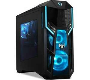 ACER Predator Orion 5000 PO5-600s Intel Core i7 GTX 1660 Ti Gaming PC - Opened – never used - £799.98 @ currys_clearance eBay
