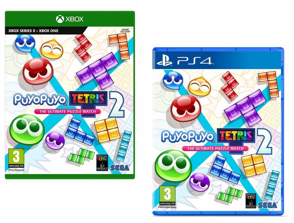 Puyo Puyo Tetris 2 Inc Bonus DLC (Xbox One I Series X / PS4 ) - £12 Delivered with Code@ Boss_deals/eBay