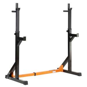 Mirafit M1 Squat & Dip Rack £124.90 Delivered @ Mirafit
