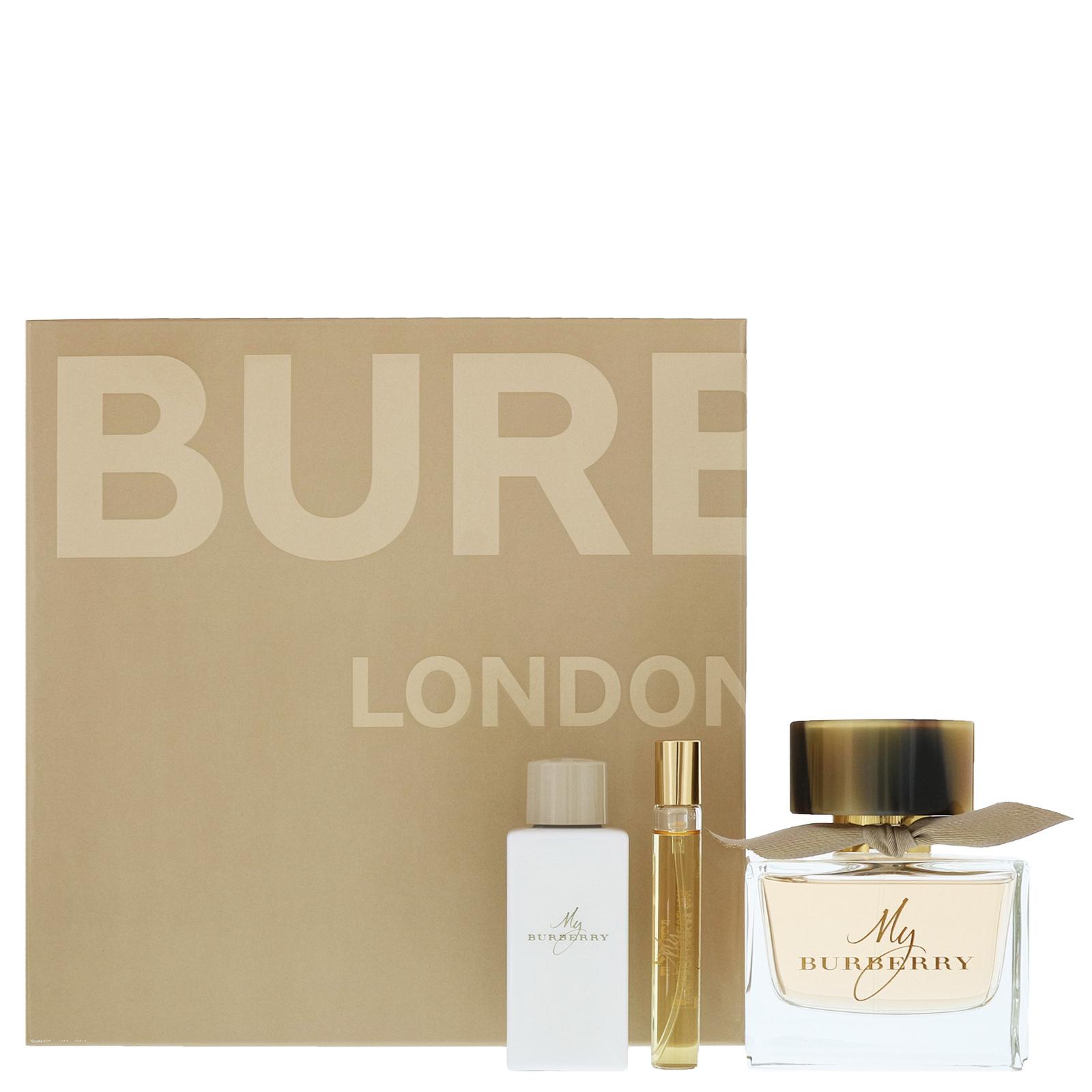 Burberry My Burberry For Her Eau de Parfum Spray 90ml Gift Set £40.45 @ All Beauty