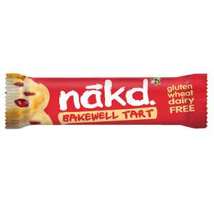 Nakd Bars - 58 for £26.10 delivered @ Holland & Barrett (Max 30 of each flavour - 45p per bar)
