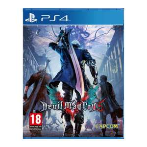 [PS4] Devil May Cry 5 - £11.95 delivered @ The Game Collection