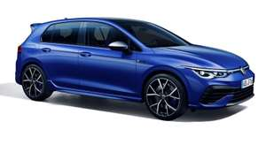 Golf R MK8 - Personal Contract Hire - £288.60 per month x 23 months / £2,777.40 up front. Total cost £9,703.80 @ Central Vehicle Leasing