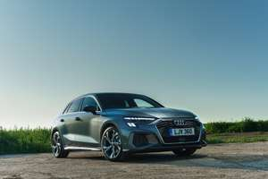 Audi A3 A3 Sportback 30 Tfsi Technik 5dr - £2,580 Initial / £142.79pm x 23 months - total cost £5,864.17 @ Central Vehicle Leasing