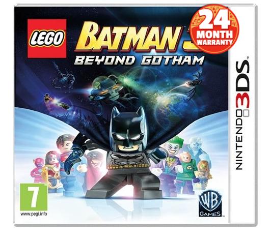 LEGO Batman 3: Beyond Gotham £6 + £1.95 delivery @ CEX