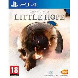 The Dark Pictures Anthology: Little Hope (PS4) £14.95 Delivered @ The Game Collection