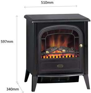 Dimplex Club 2KW Electric Fire Stove £177 delivered Amazon