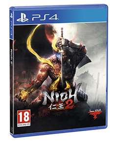 Nioh 2 PS4 £5 (+£2.99 non-prime) @ amazon uk