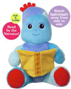 In the Night Garden Storytime Igglepiggle - £10.95 delivered @ Argos