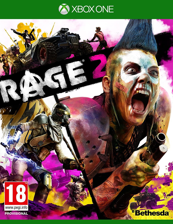 Rage 2 Xbox one £7.61 prime / £10.60 nonPrime at Amazon