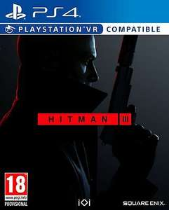 Hitman 3 PS4 with free PS5 Upgrade / PSVR / Xbox One / Series X Pre Order £39.88 delivered ...