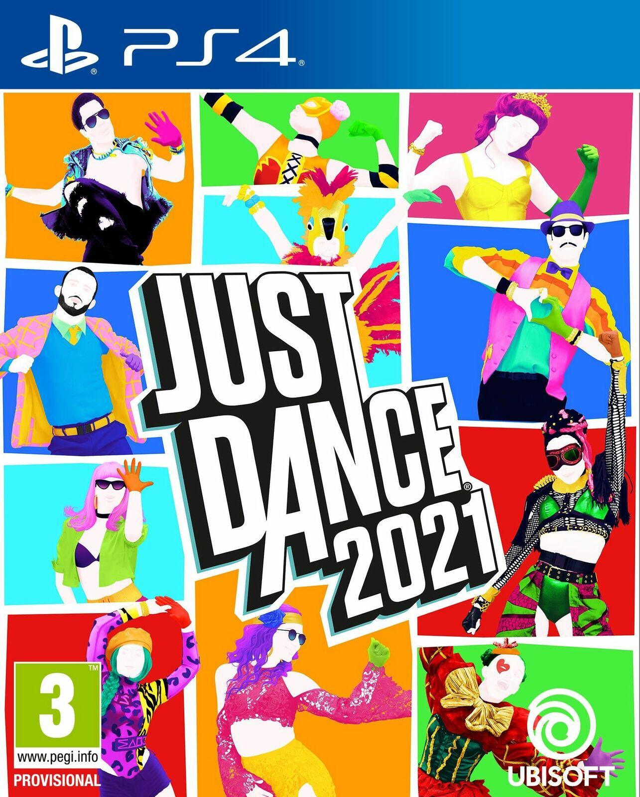 Just Dance 2021 PS4 / Xbox One - £23.99 @ Boss Deals eBay