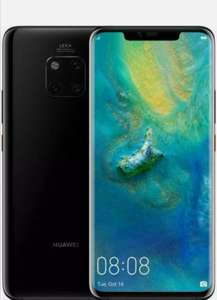 Seller refurbished Huawei Mate 20 Pro LYA-L09 128GB 40MP Mobile Smartphone Twilight/Green Unlocked grade c £127.99 at eBay xsitems_ltd