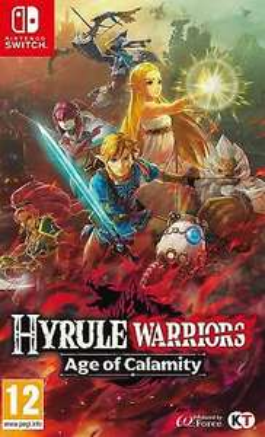 Hyrule Warriors Age of Calamity (Nintendo Switch) Brand New & Sealed Free UK P&P - £34.39 @ Boss Deals/eBay