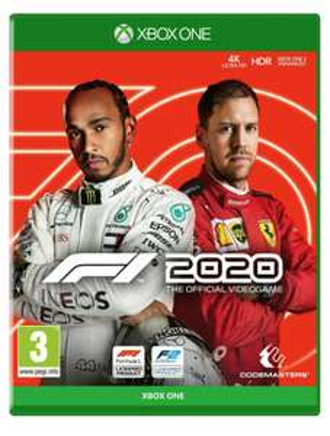 F1 2020 Standard Edition (Xbox One) Brand New @ Ebay boss_Deals