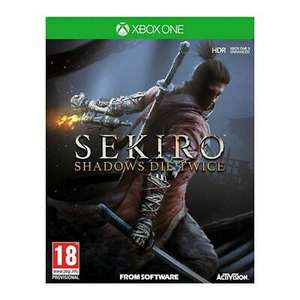 Sekiro Shadows Die Twice Xbox £23.16 TheGameCollection on Ebay