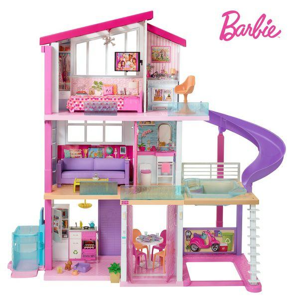 Barbie GNH53 Dreamhouse Playset, 2020 Dreamhouse £223.27 @ Amazon